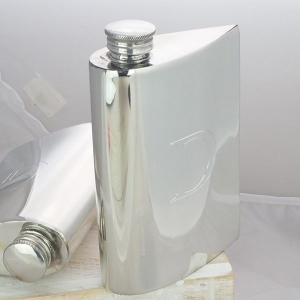 Personalized Aerofoil Hip Flask